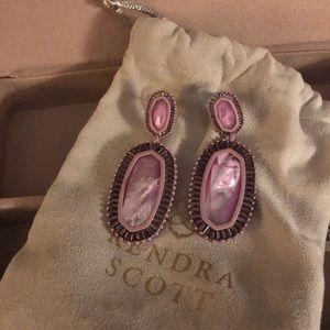 Kendra Scott — kaki earring